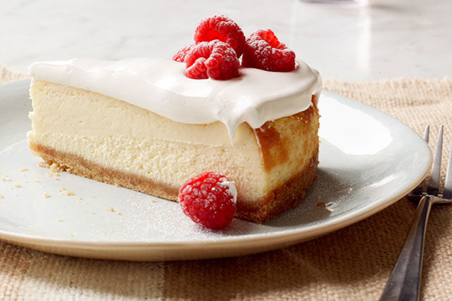Vanilla Cheesecake Recipe for Classic Cheesecake cakesandmore Lovers